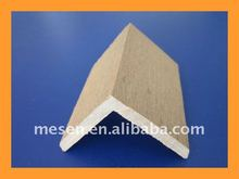 low price wpc decking endcovers fascia