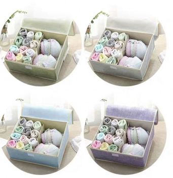 Color Non-Woven Fabric Car Box Trunk Seat Storage