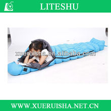 White Duck Down Sleeping Bag mummy sleeping bag