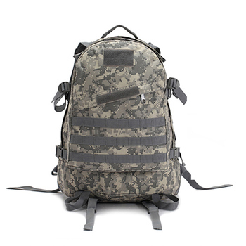 Durable Army camouflage waterproof Sports tactical military backpack