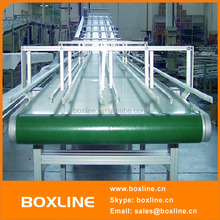 High Inclination Angle Belt Conveyor