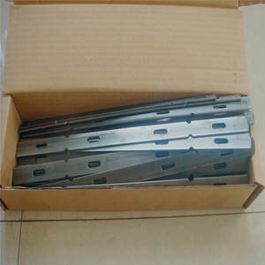 steel formwork for concrete building material formwork flat tie from China
