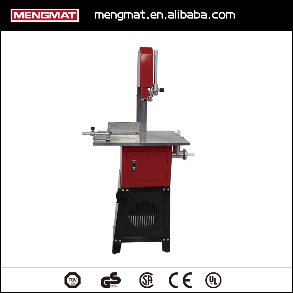 frozen meat band cutting machine saw cutter