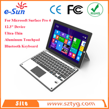 Bluetooth Keyboard Handy Tablet for Microsoft Surface Pro 4