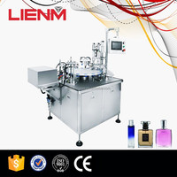 10ml Small Bottle Perfume Filling Capping Machine
