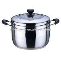 JX-RS stainless steel steam cooking pot