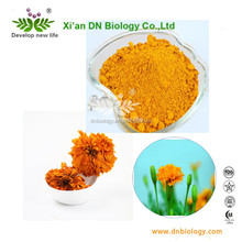 Food Color Plant Extract Lutein Marigold Flower Extract Powder / USP,EP,CP Dried Marigold Flower Extract Lutein