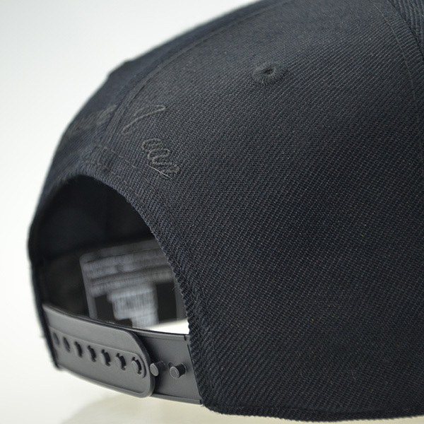Custom Snap Back Hats Wool Cap 20% Wool 80% Acrylic
