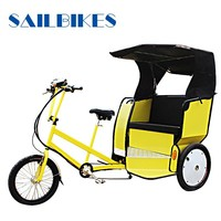 pedal assist electric bicycle rickshaw prices