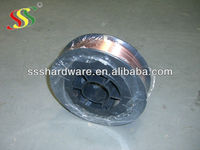 Tianjin welding materials esab Copper coated weld wire