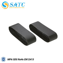 high precision silicon carbide sanding belts for wide belt sander