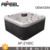 new product japanese video massage sex spa outdoor endless pool fiberglass pool acrylic spa hot tub