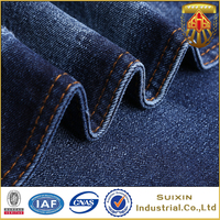 Factory price denim fabric for jeans