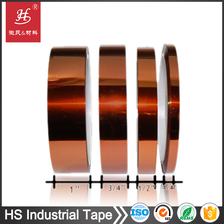 Silicone adhesive high temperature polyimide film tape for electronic product