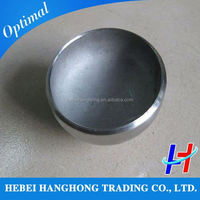 carbon steel rod end cap pipes