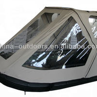 Inflatable Boat Bimini Top With Tent
