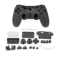 Plastic Hard Full Housing Shell Case Skin Cover With Full Buttons Set Mod Kit Replacement For PS4 Controller 4.0 Version
