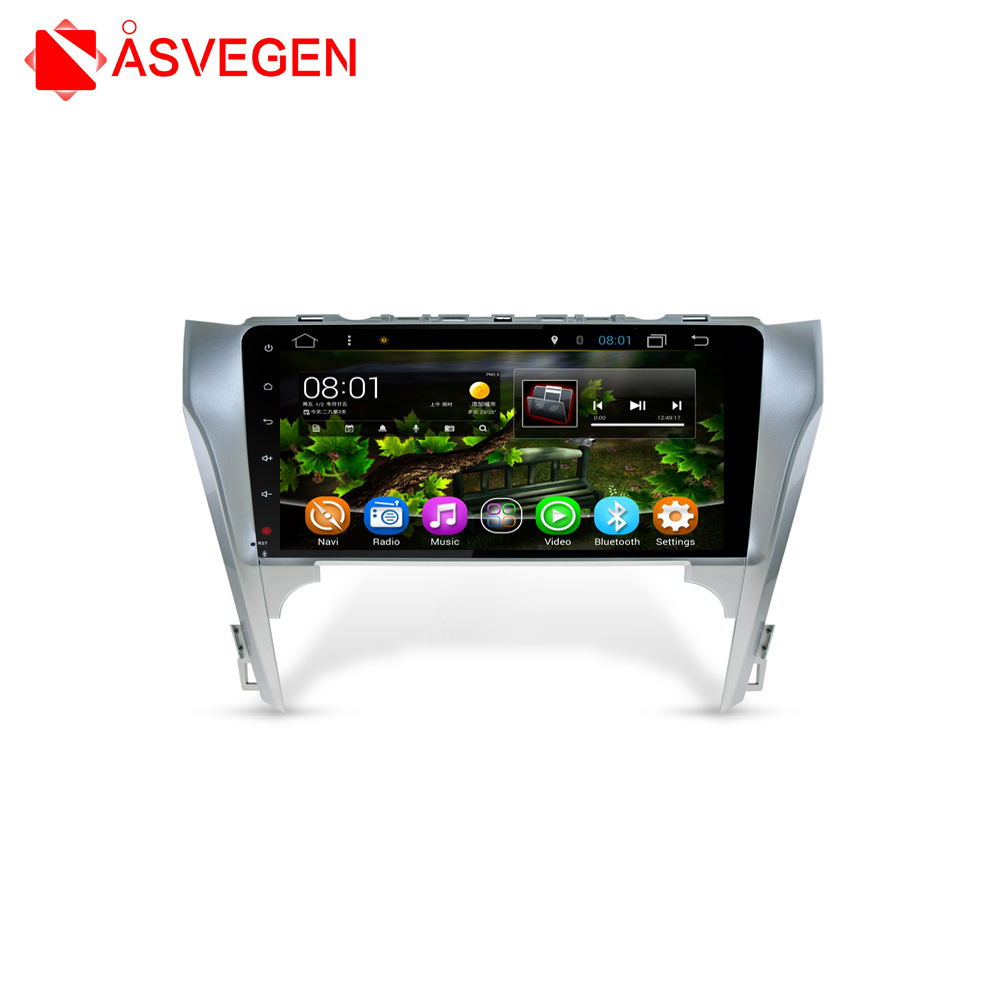 Wholesale Android Car Audio Player 10.2inch For Toyota Camry 2012 Car GPS Navigation With HD Screen,Playstore,Wifi