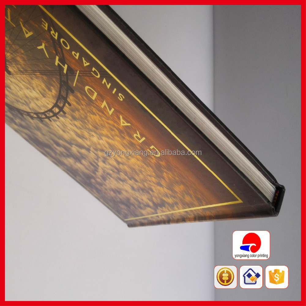 [Direct Factory+Quick Response]hardcover book printing photo book [High quality+ Cheap price]