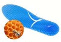 High quality silica gel eva material sport shoes insole in wholesale