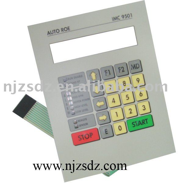 membrane keypad Export Egypt (High-quality, low price)