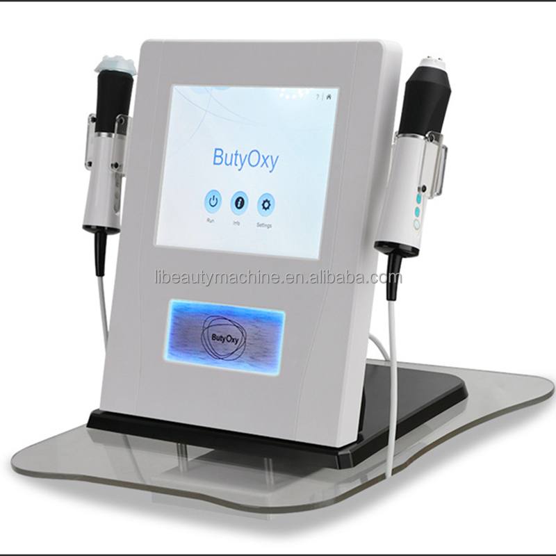 Oxygeneo 3 in 1 face lifting exfoliate infuse oxygenation co2 anti-aging machine
