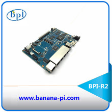 High performance new generation banana pi BPI-R2 with 802.11a/b/g/n wifi & BT4.1 onboard