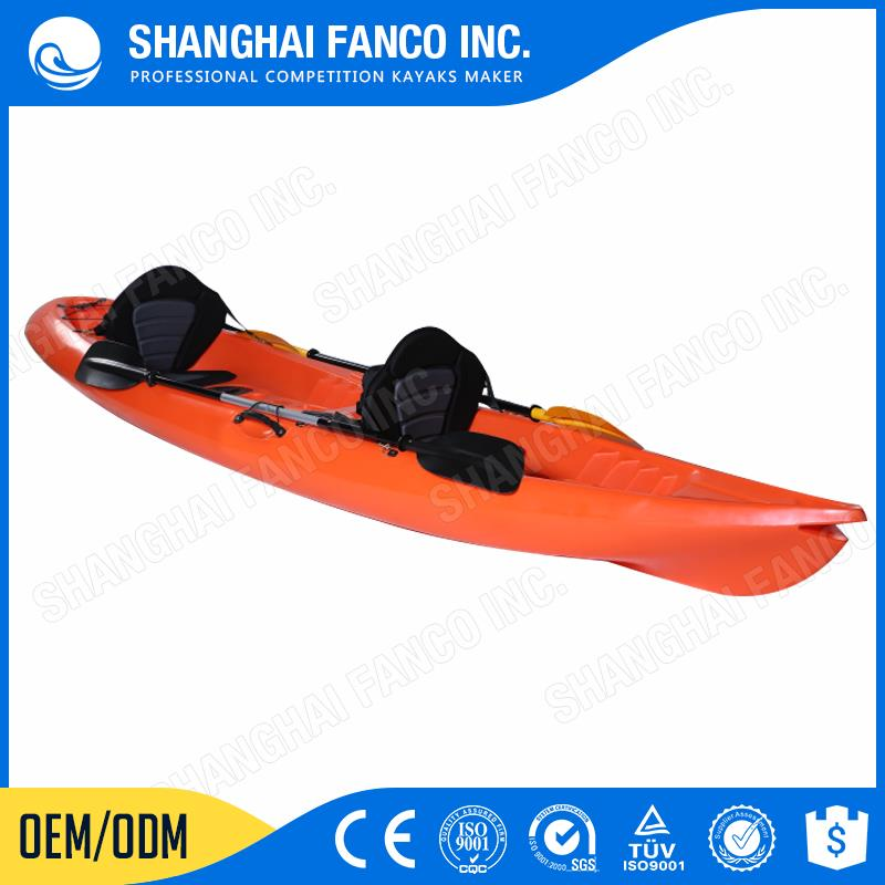 2016 high quality 2 person fishing kayak for sale