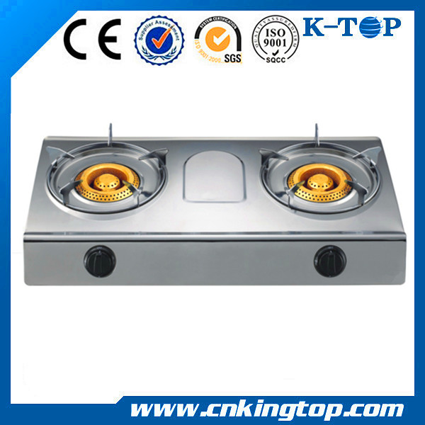 New Products Table 3 Burner Gas Stove/Portable Gas Stove/Biogas Stove