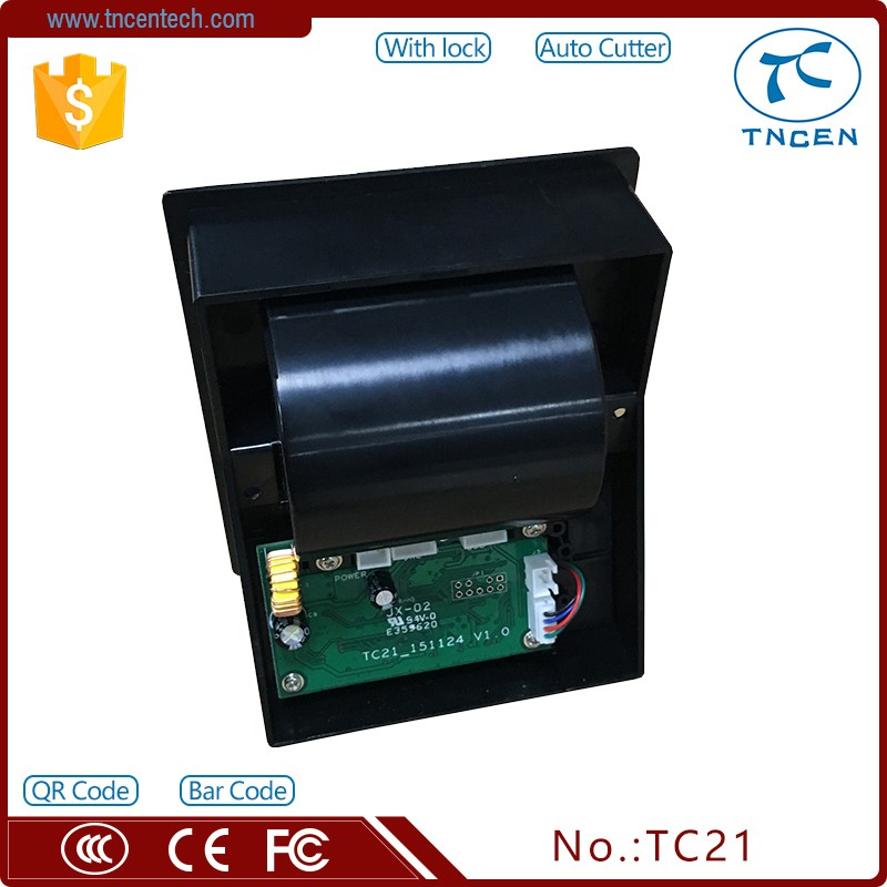58mm POS mini Hot selling thermal Printer TC21