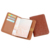 Passport Holder with 3000mAh Portable Charger Pack Passport Cover Travel Accessories PU Leather Passport Folder