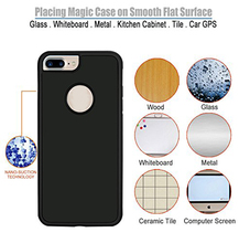 New Fashion Selfie Sticky Cell Phone Anti-gravity Case for Galaxy