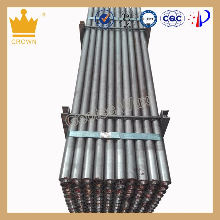 Customized Specifications & Surface As Your Request 3.5 Drill Pipe