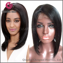 High Quality Best Price Chinese Human Hair Frontal Lace Wig