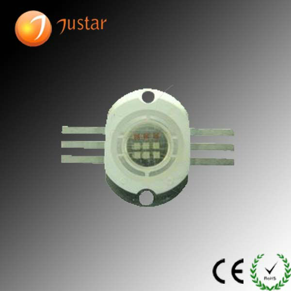 Good heat dissipation High power 10w rgb led diode module
