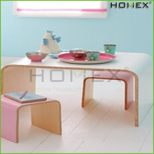 Pure modern furniture for kids/play tables and chairs for babies /HOMEX