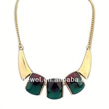 Occident unique national style exotic necklace ( coffee ) cheap chunky necklace fashion jewelry