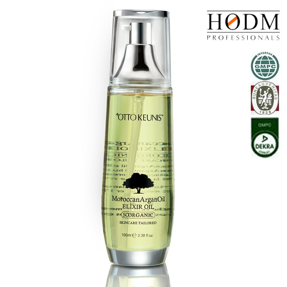 [OTTO KEUNIS] 100% Natural Argan Oil Anti-aging and Skin Brightening Essence Moisturizer,Private Label Available(Jojoba Oil,Cast