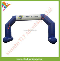 Outdoor event Inflatable archways Air arch