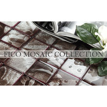 Fico new! GW5008,mosaic of colored sand