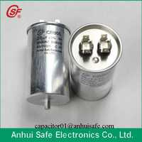 single phase power factor correction 250VAC 110UF cbb65 sh capacitor