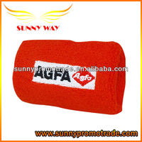 promotional high quality tennis sweatbands