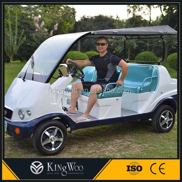 Cheap electric police golf cart 48V