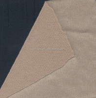 100 polyester brushed knitted raschel fabric