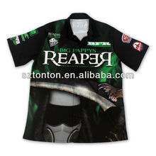 sublimation custom men motocycle / racing wear