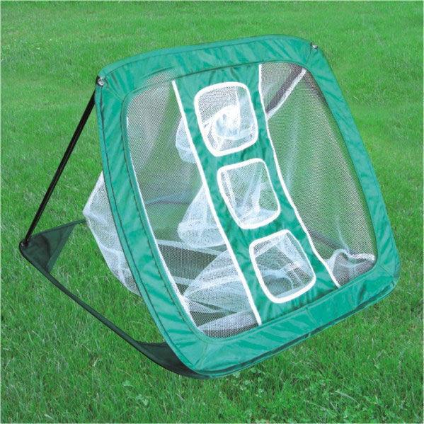 foldable multiple practice pop up Golf Chipping Net with target for practice indoor/outdoor
