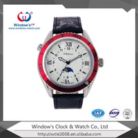 Japan quartz mov't wrist watch for men