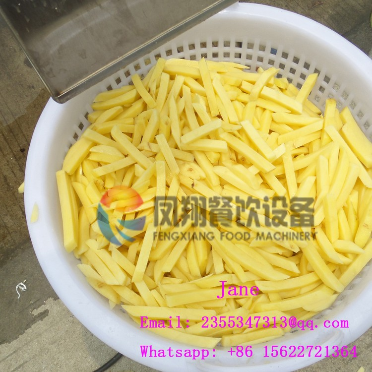 Commercial McDonald's French Fries Cutter Machine, Potato Chips Cutter, Vegetable Cuter Machine