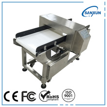 Advanced technology food industry metal detector for food industry