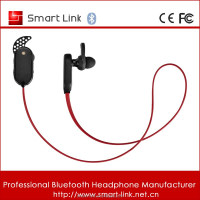 Factory direct sales 2015 Hottest wireless Mp3 sport bluetooth headphone for iphone 5S and 5c